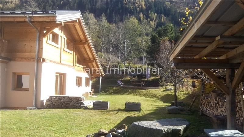 Vente de prestige maison / villa Chamonix mont blanc 1200000€ - Photo 2