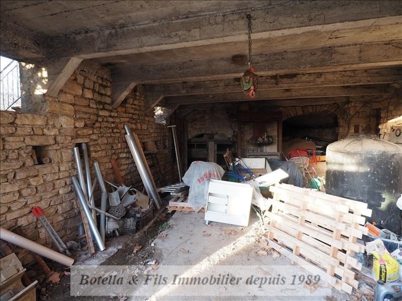 Vente maison / villa Goudargues 266000€ - Photo 7