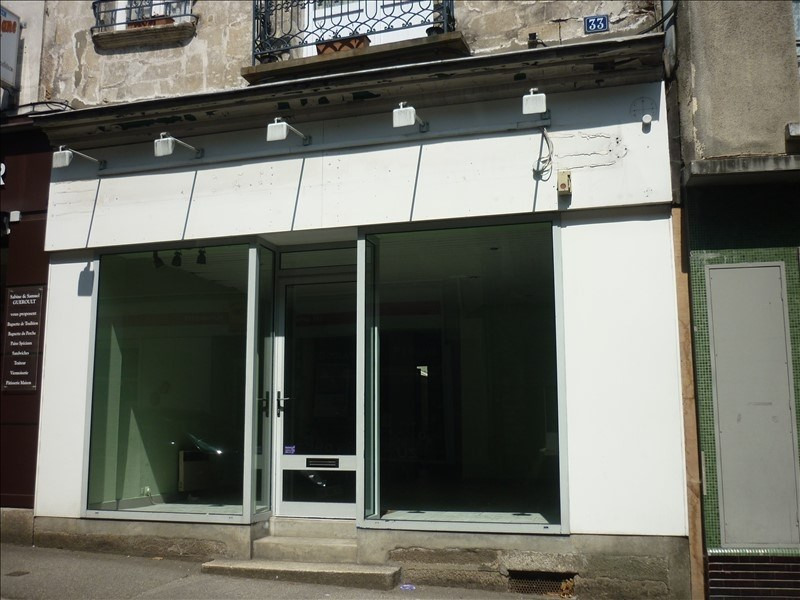 Location local commercial Mortagne au perche 400€ HT/HC - Photo 1