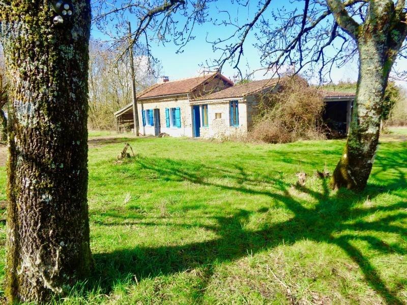 Sale house / villa Lussac les chateaux 199000€ - Picture 3
