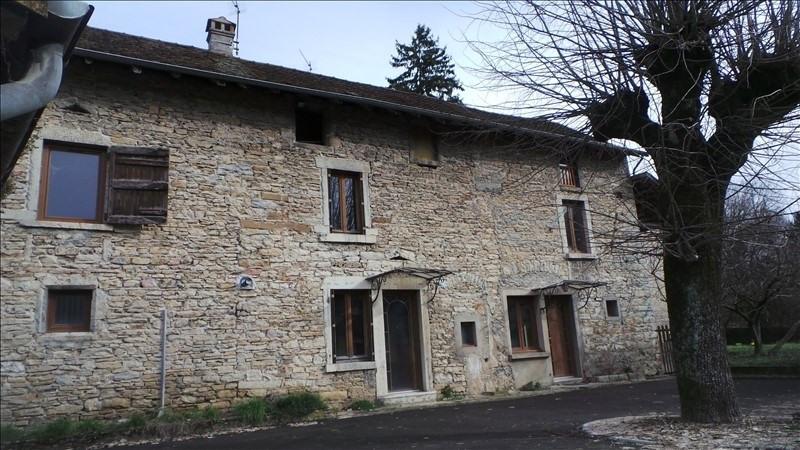 Vente maison / villa Sault brenaz 198500€ - Photo 1