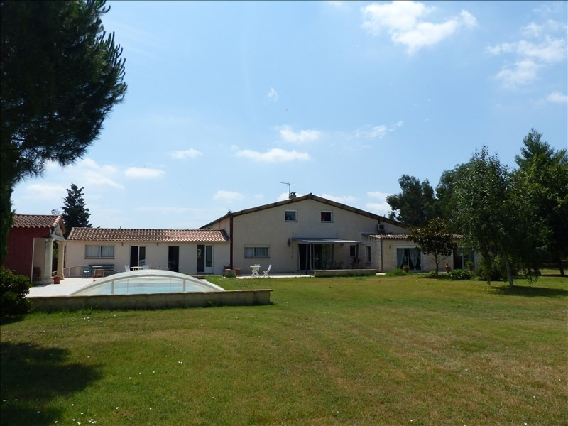 Deluxe sale house / villa Beziers 730 000€ - Picture 1