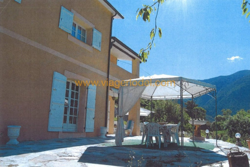 Life annuity house / villa La brigue 125 000€ - Picture 2