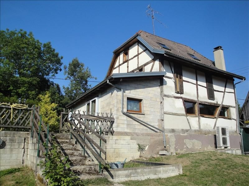 Vente maison / villa Rechesy 158000€ - Photo 1