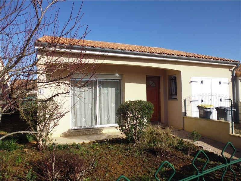 Venta  casa Buxerolles 148400€ - Fotografía 1
