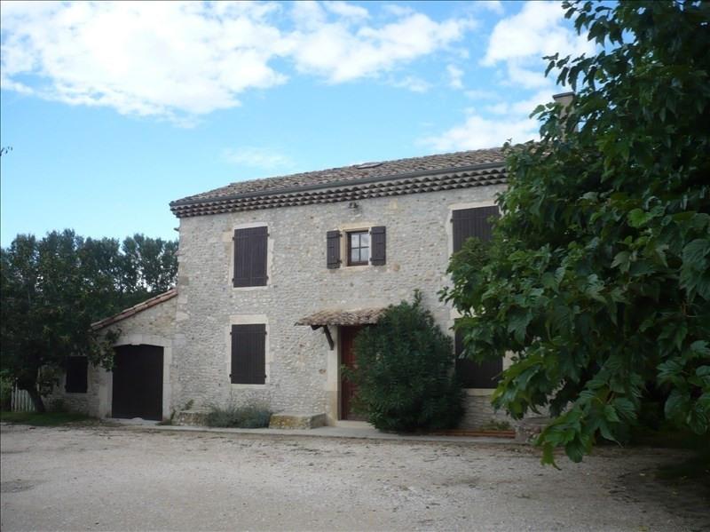 Rental house / villa Sauzet 906€ CC - Picture 8