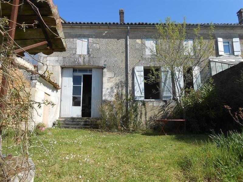Sale house / villa Montlieu la garde 107000€ - Picture 1