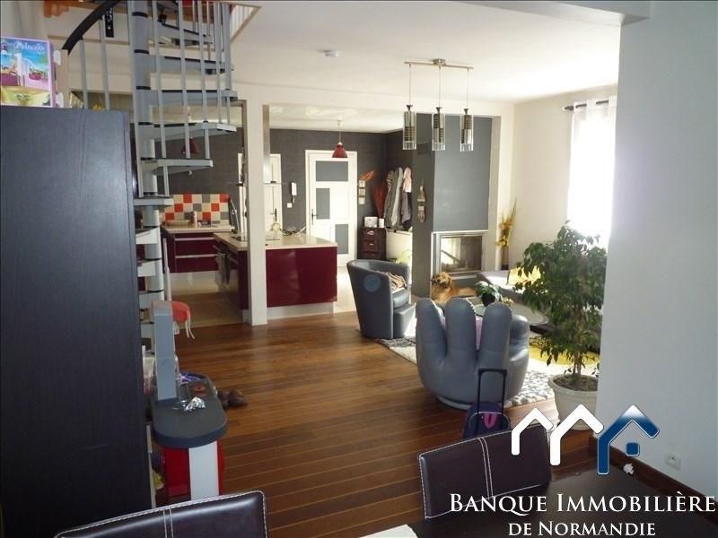 Vente maison / villa Grainville langannerie 178000€ - Photo 2