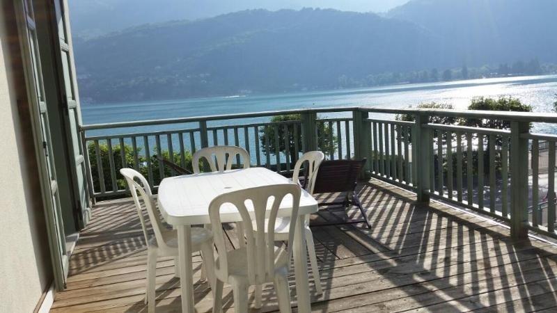 Sale apartment Duingt 242000€ - Picture 1