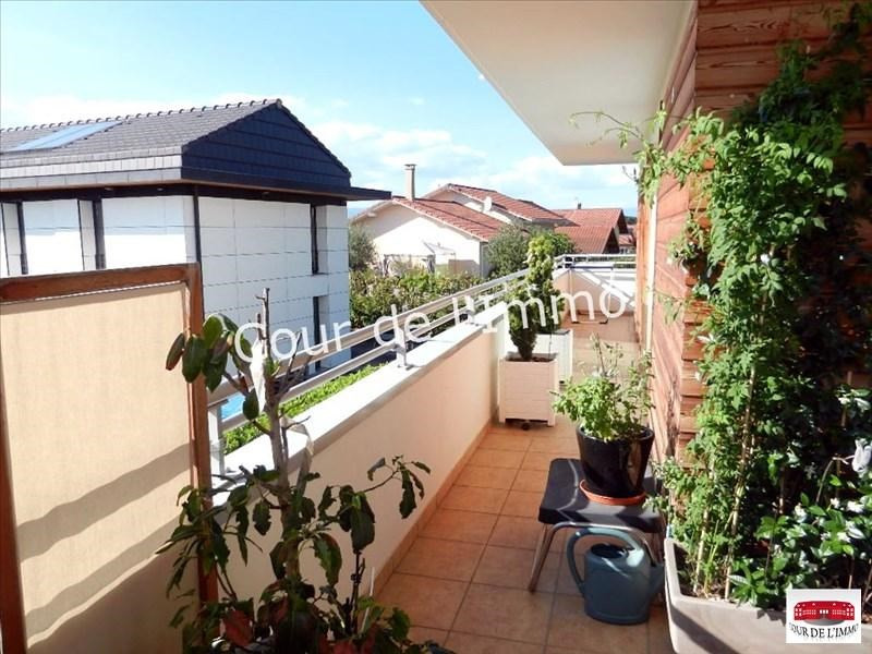 Vente appartement Douvaine 416 000€ - Photo 2