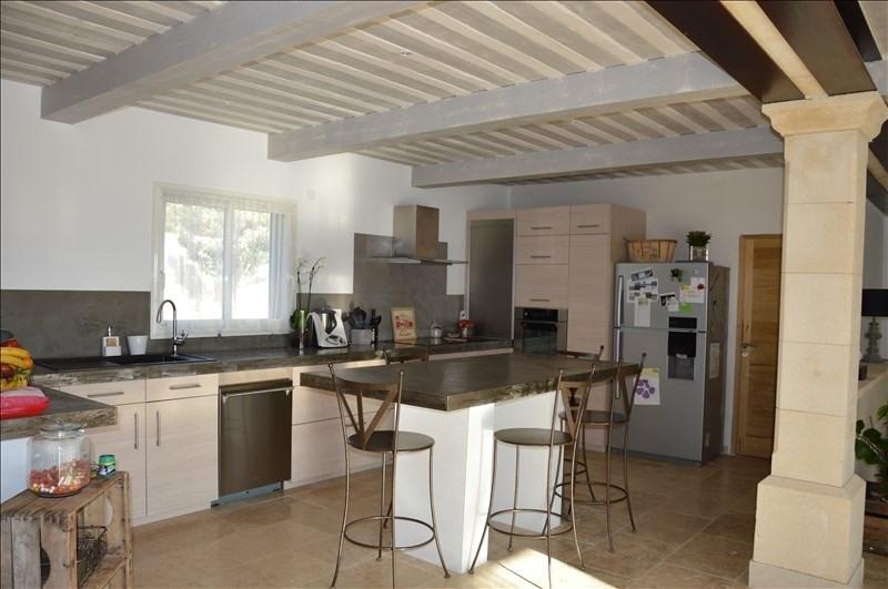 Verkoop  huis Villes sur auzon 442000€ - Foto 6
