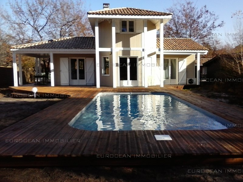 Vacation rental house / villa Lacanau 788€ - Picture 1