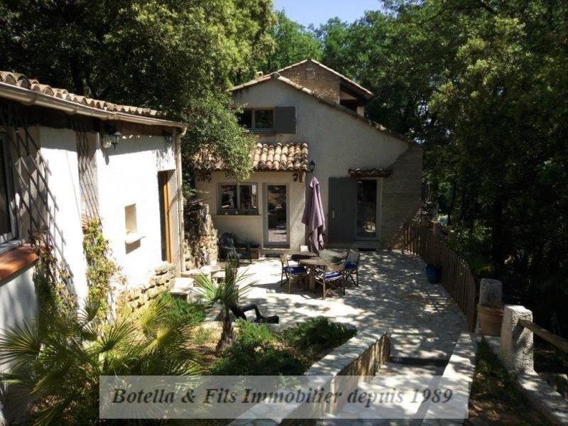 Verkoop  huis St paulet de caisson 319000€ - Foto 1