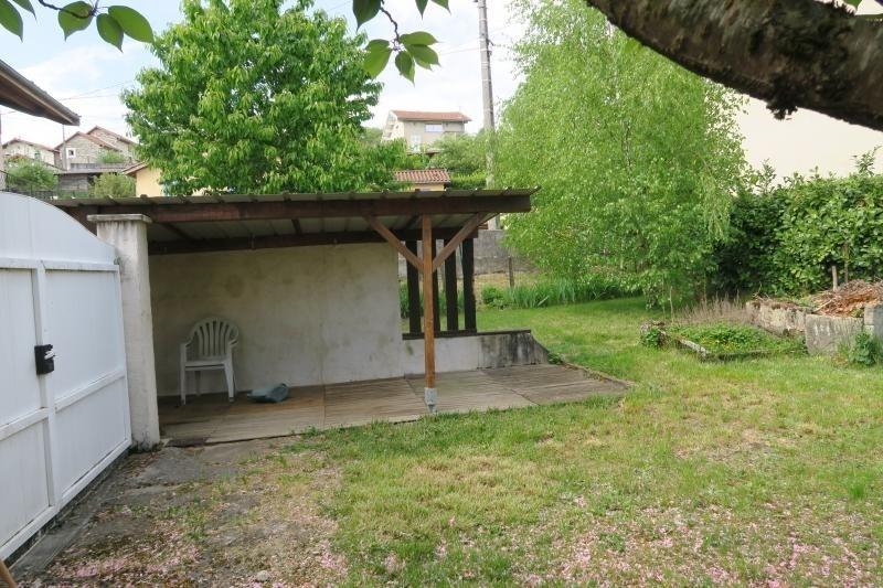 Sale house / villa Pont-d'ain 116000€ - Picture 10