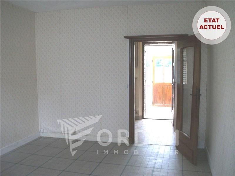 Vente maison / villa St julien du sault 94000€ - Photo 2