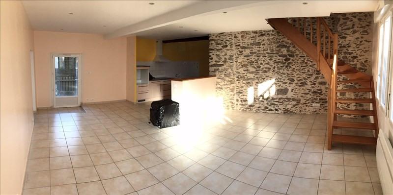 Location maison / villa Monnieres 695€ +CH - Photo 1