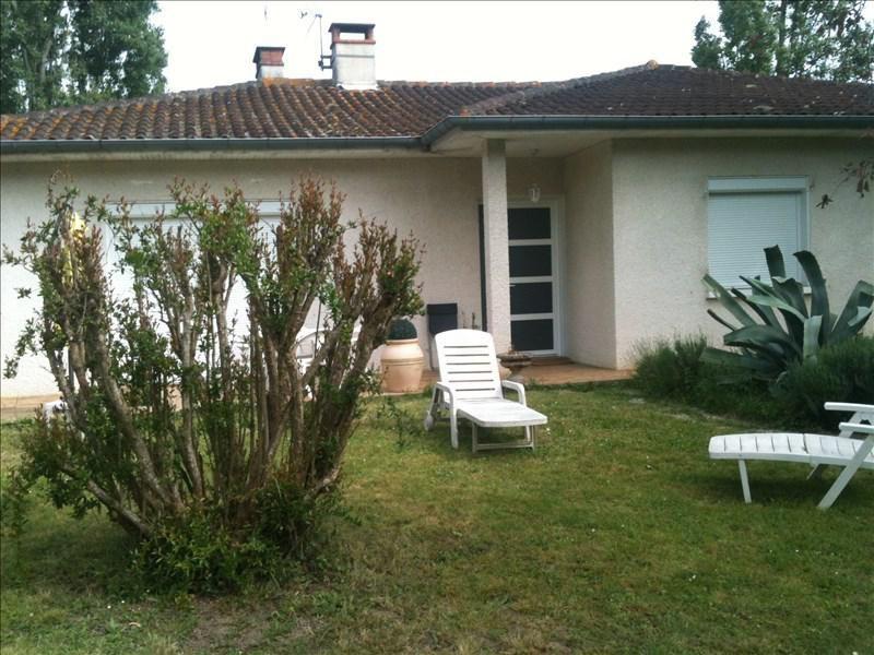 Rental house / villa Dieupentale 900€ CC - Picture 1