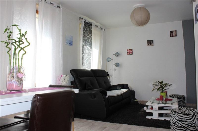 Investment property house / villa Nanteuil les meaux 153000€ - Picture 1