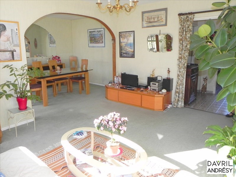 Vente appartement Andresy 230000€ - Photo 2