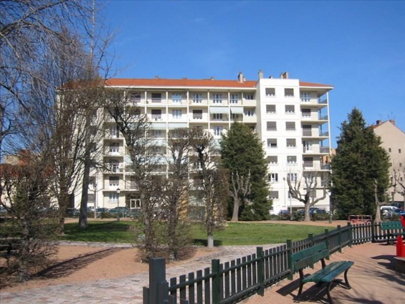 Vente appartement Roanne 91000€ - Photo 1