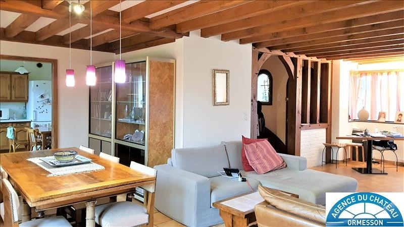 Sale house / villa Noiseau 429000€ - Picture 2