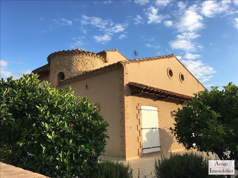 Location maison / villa Rivesaltes 1300€ CC - Photo 1