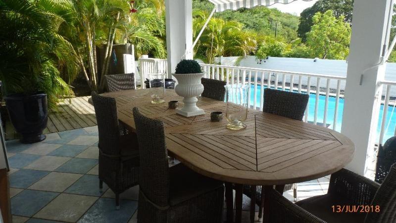 Vente de prestige maison / villa Le marin 620000€ - Photo 2