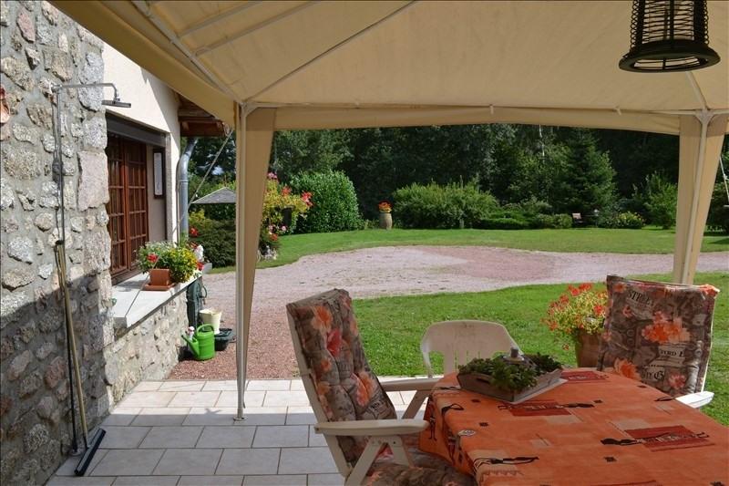 Sale house / villa Champeau 215000€ - Picture 9