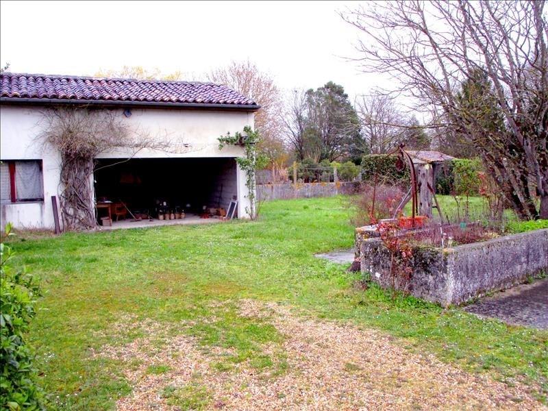 Vente maison / villa Matha 154300€ - Photo 9