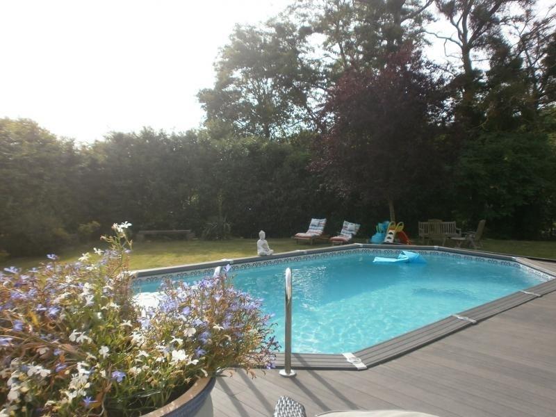 Deluxe sale house / villa Orgeval 850000€ - Picture 3
