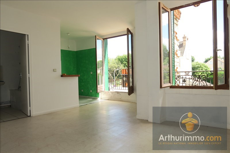 Vente appartement Moissy cramayel 108000€ - Photo 2