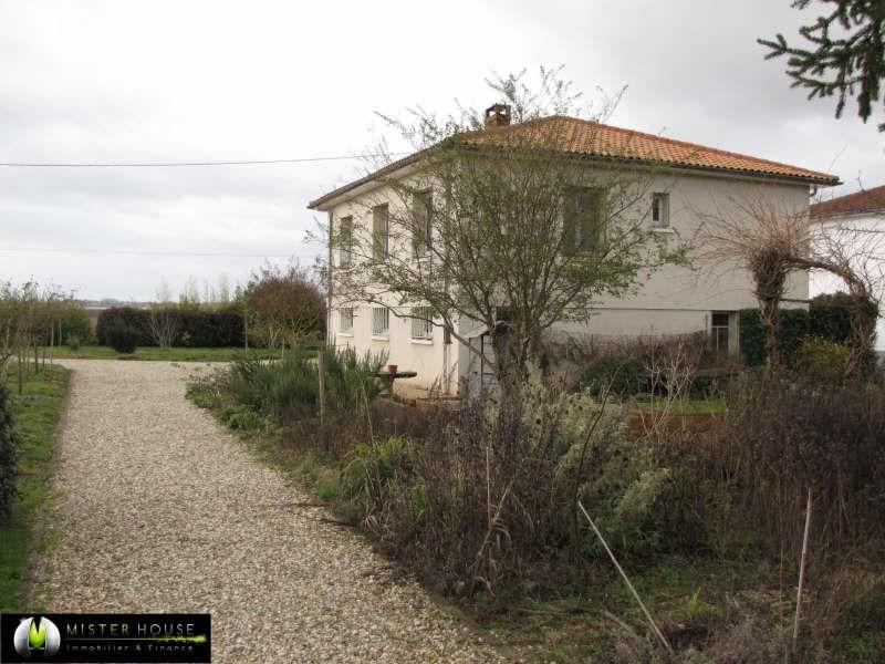 Vendita casa Albefeuille lagarde 232500€ - Fotografia 1