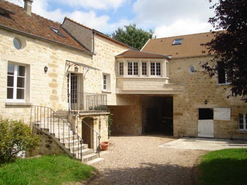 Revenda casa Jouy le moutier 597000€ - Fotografia 1