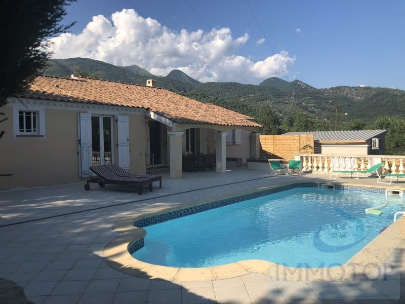Deluxe sale house / villa Sospel 570000€ - Picture 3