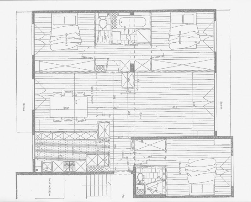 Venta  apartamento Levallois-perret 737000€ - Fotografía 11