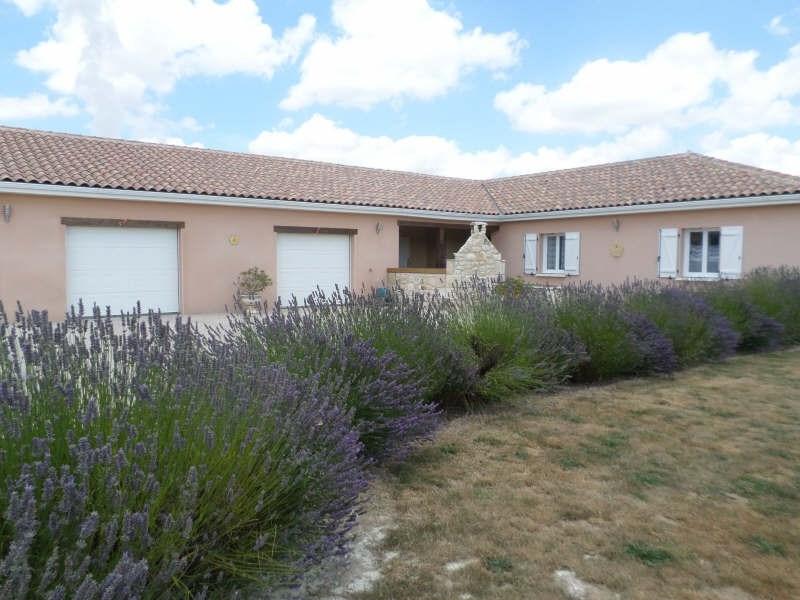 Vente maison / villa Civaux 260000€ - Photo 1