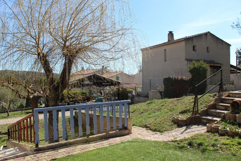 Sale house / villa Rognes 425000€ - Picture 3