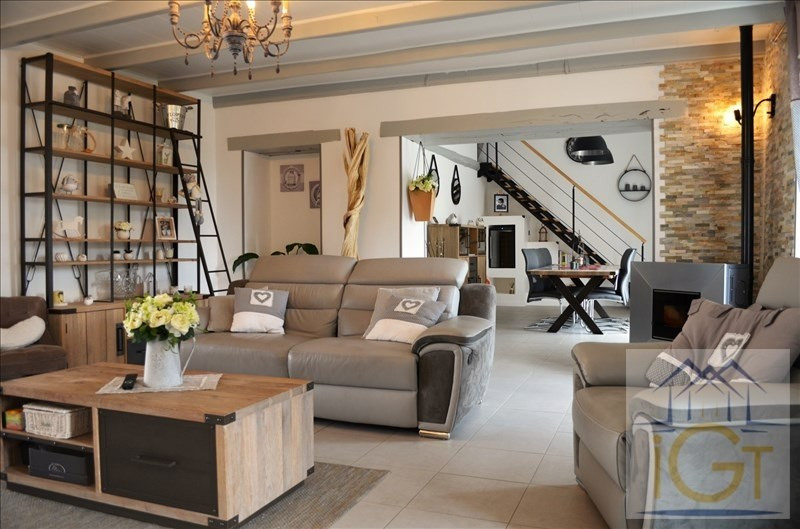 Sale house / villa La jarrie 375000€ - Picture 2