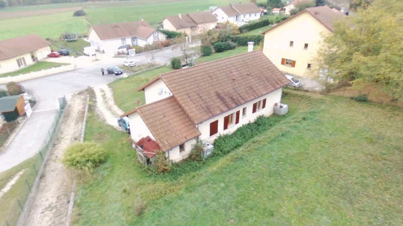 Vente maison / villa La tour du pin 184000€ - Photo 2