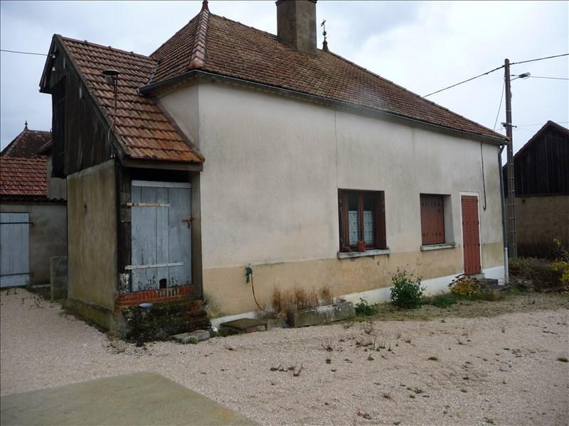 Sale house / villa Brazey en plaine 96000€ - Picture 2
