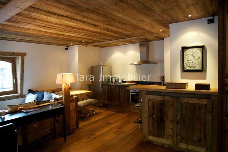 Deluxe sale apartment Chamonix mont blanc 1150000€ - Picture 3