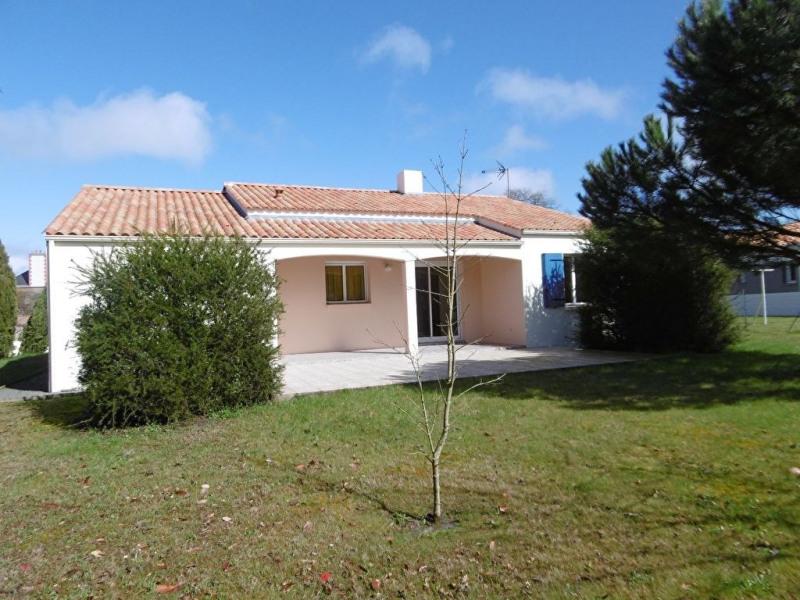Vente maison / villa St julien des landes 194750€ - Photo 5