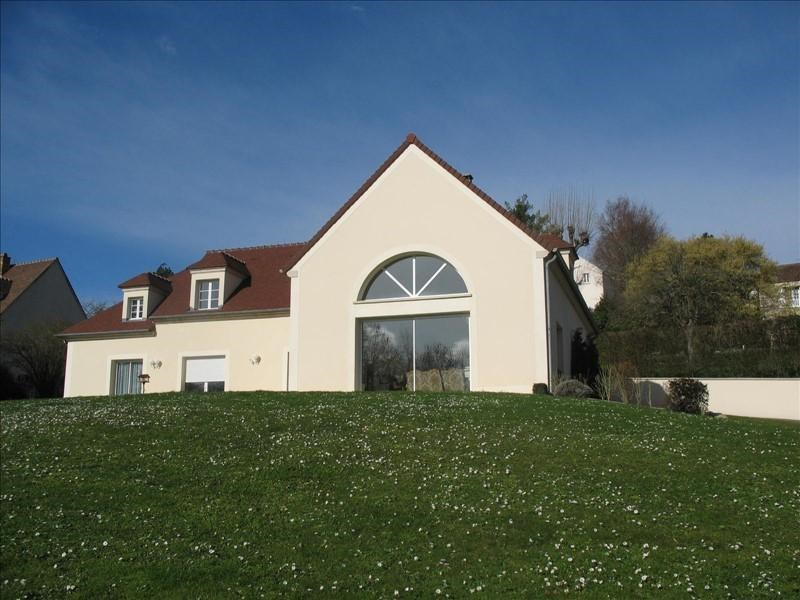 Deluxe sale house / villa Chambourcy 1480000€ - Picture 2