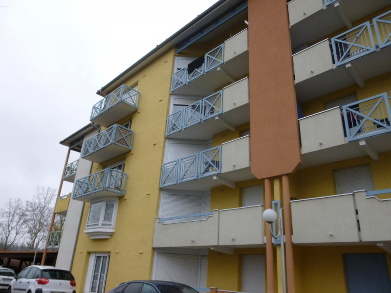 Sale apartment Toulouse 89 900€ - Picture 1
