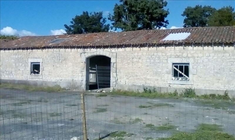 Vente maison / villa Lucon 40000€ - Photo 1
