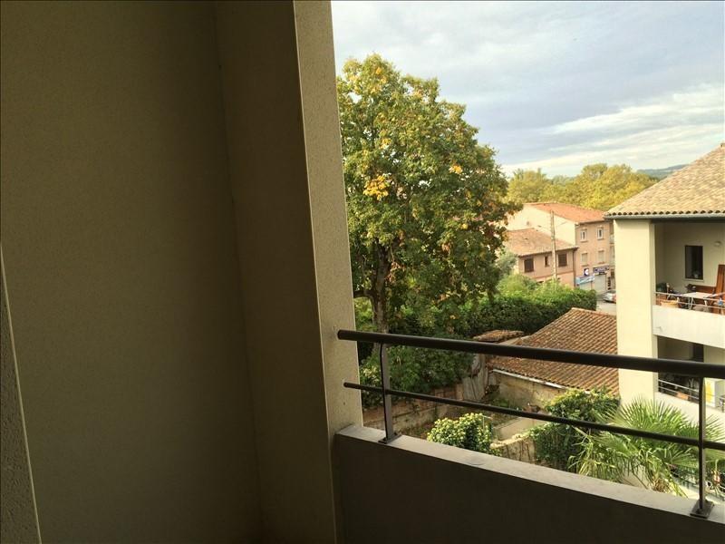 Rental apartment St lys 449€ CC - Picture 1