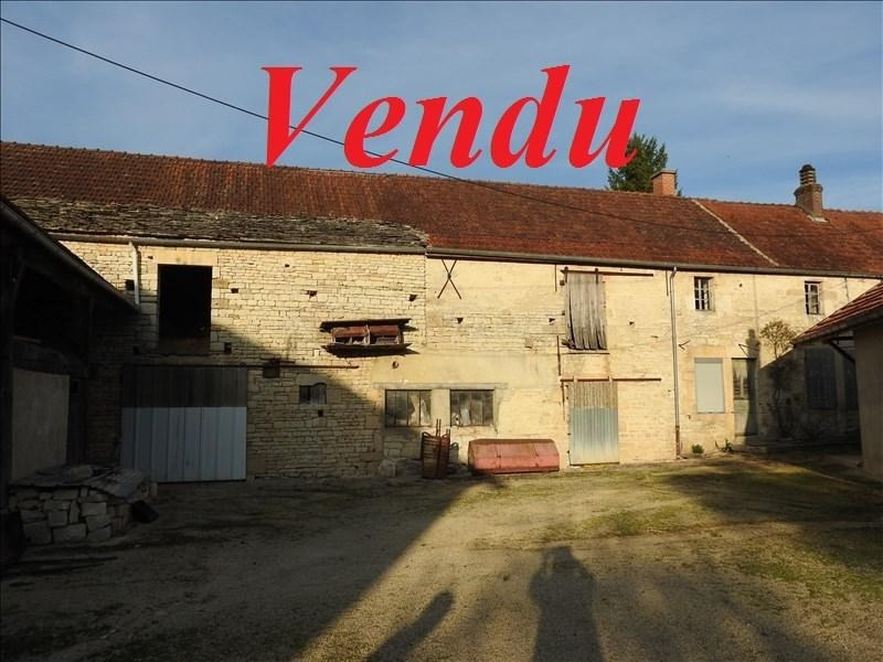 Vente maison / villa Secteur laignes 76 000€ - Photo 1
