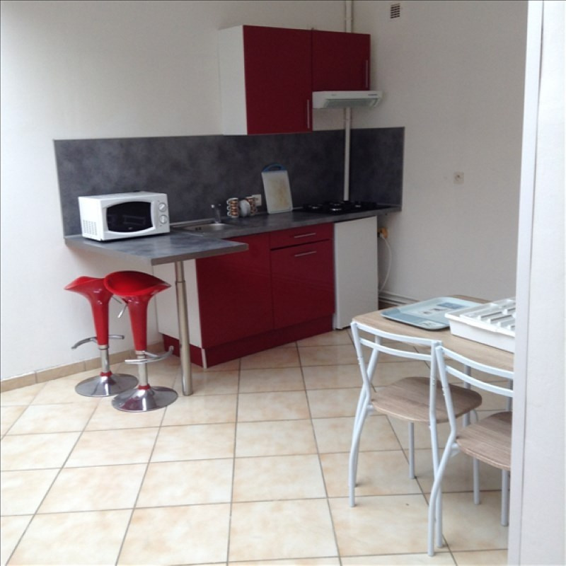 Rental apartment St quentin 530€ CC - Picture 1