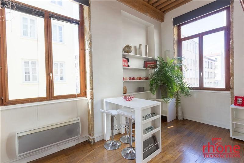 Vente appartement Lyon 4ème 281000€ - Photo 3