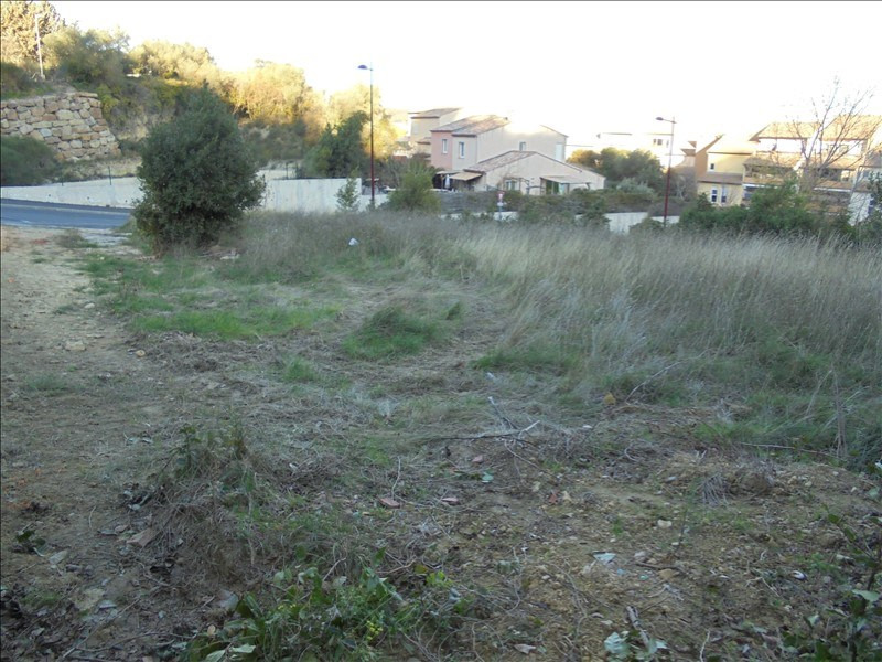 Sale site Clermont l herault 85 000€ - Picture 1